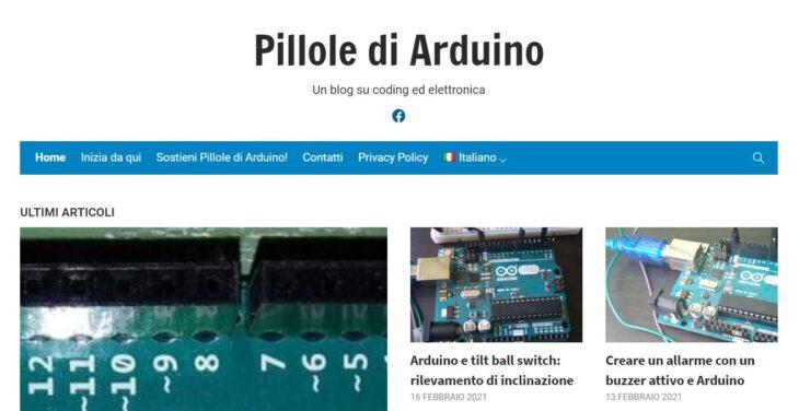 Alterblog Pillole di Arduino